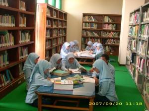Perpustakaan Pusat UNIMUS