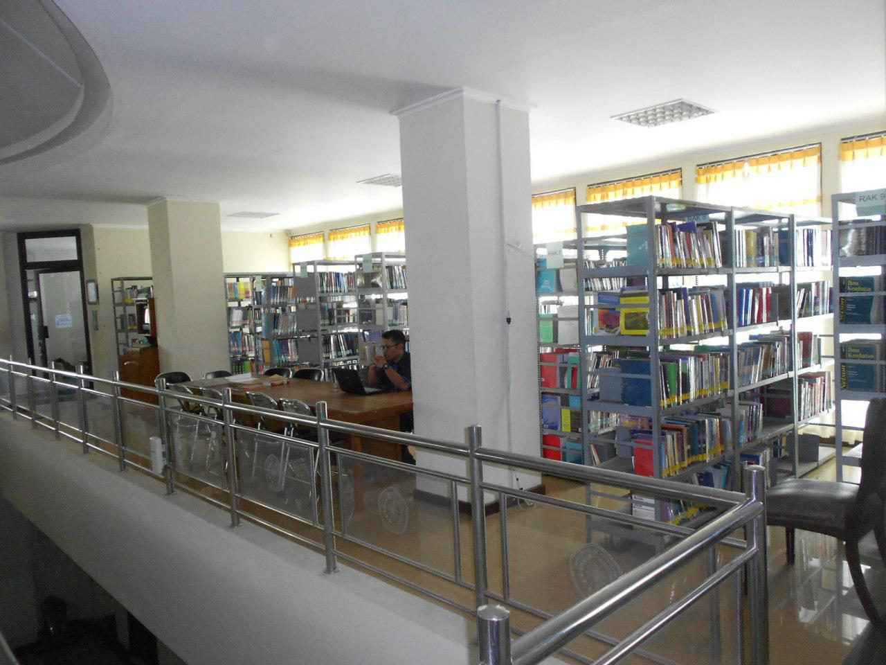 Perpustakaan Rektorat Unimus