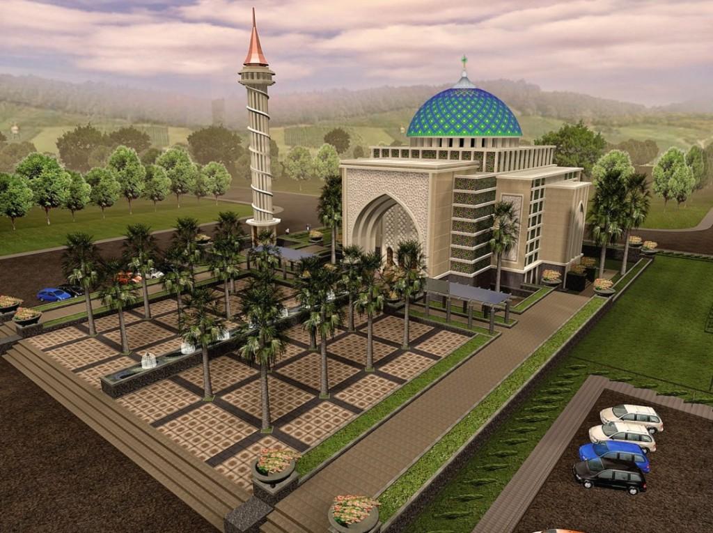 Masjid At Taqwa Jawa Tengah