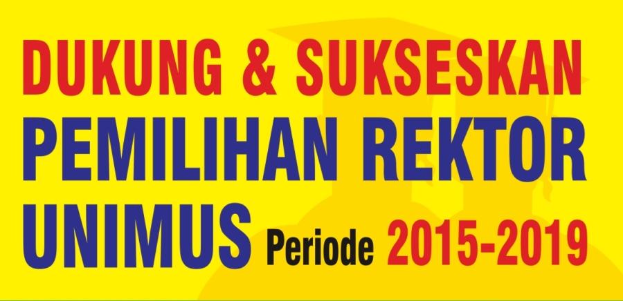 Pemilihan Rektor Unimus 2015-2019