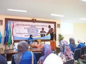 Pengenalan PKM oleh Ibu Ayu Noviani Hanum, SE., M.Si.(Akt.)