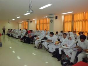 Peserta pelatihan OPT-peer learning