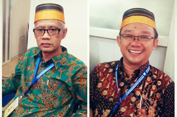 Ketua Umum dan Sekretaris PP Muhammadiyah