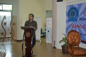 Sambutan oleh Rektor Unimus