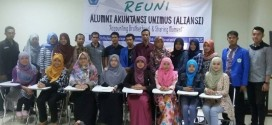 Reuni Akuntansi Unimus | ACCOUNTING BROTHERHOOD AND SHARING MOMENT