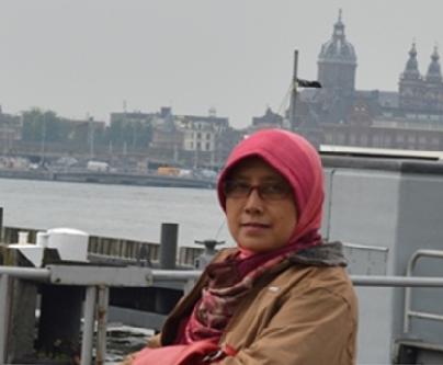 Dr. Hj. Eny Winaryati, M.Pd.