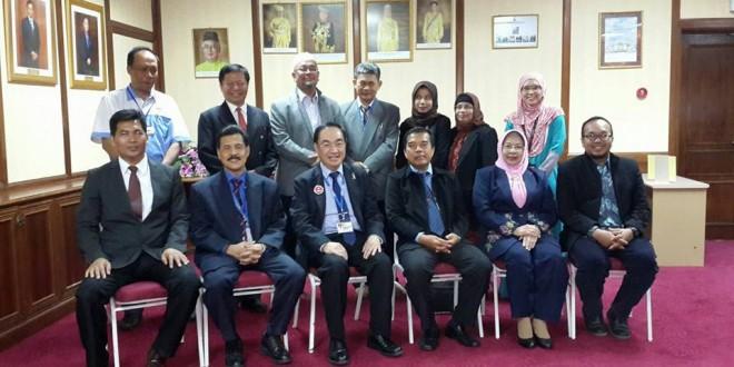 FAKULTAS KEDOKTERAN UNIMUS JALIN KERJASAMA INTERNASIONAL DENGAN PERGURUAN TINGGI MALAYSIA