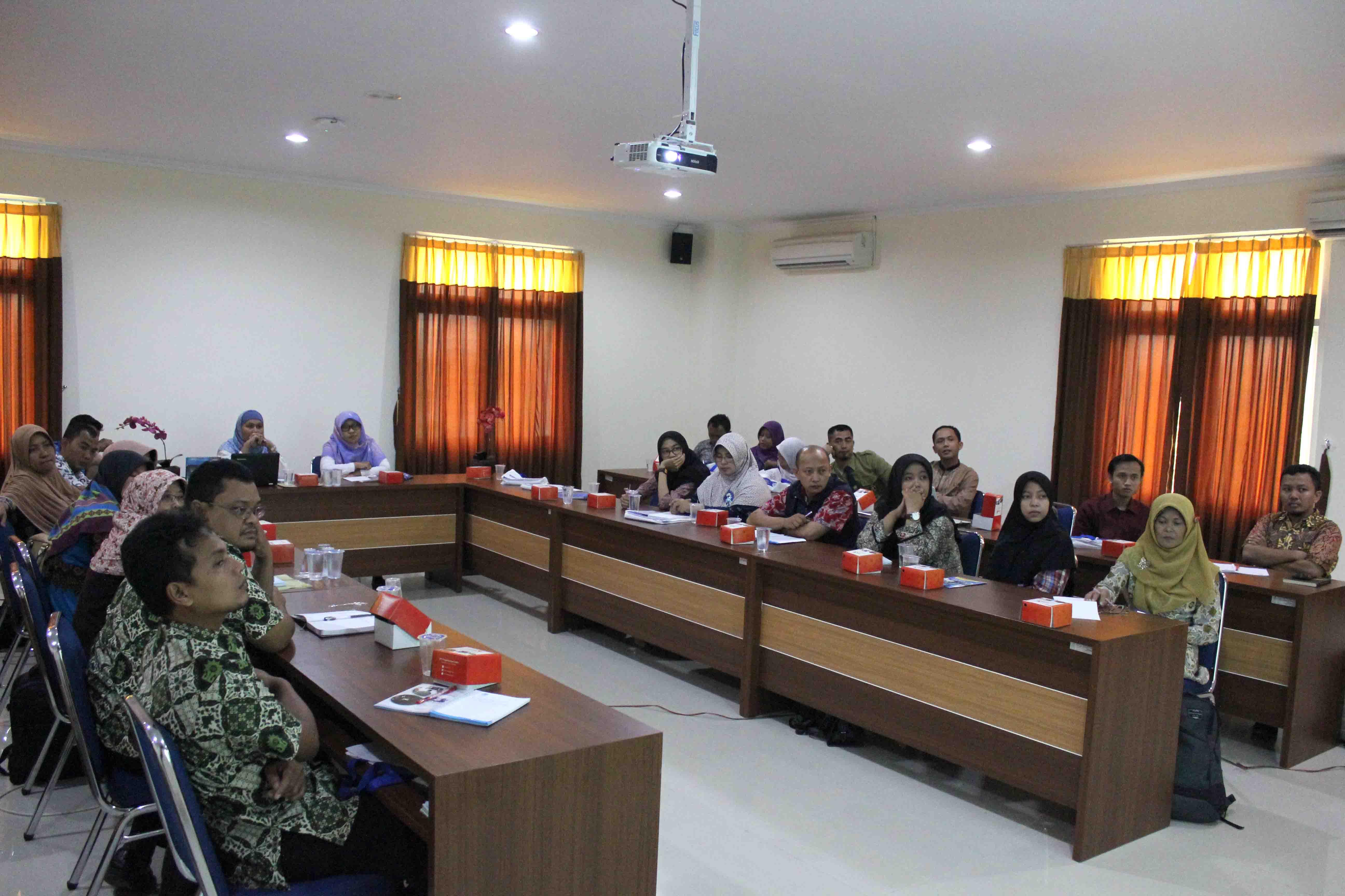 Sesi diskusi peserta
