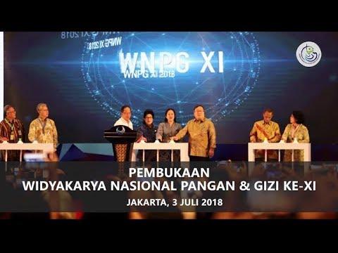 pembukaan WNPG XI (Foto KKP)